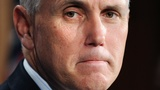 Pence a VP gamble for Trump