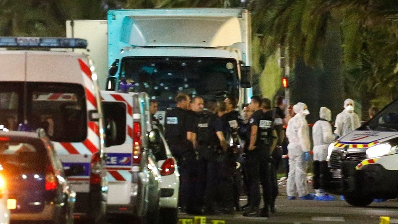 Truck attack kills at least 75 in France