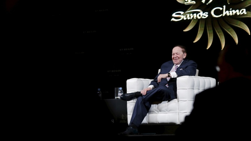 Report: RNC begging Adelson for $6 mln in aid