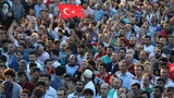 INSIGHT: Thousands greet Turkish president at airport