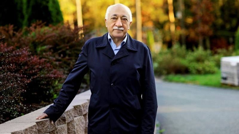 U.S.-based cleric: I'm not Turkey coup chief