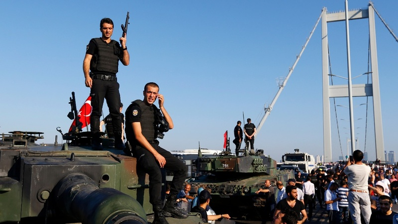 Fears of crackdown after Turkey coup quashed