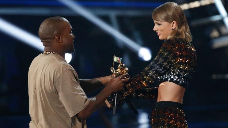 Oh, snap: Kim's SnapChat video blindsides Swift
