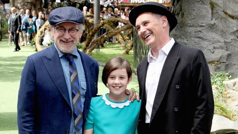 INSIGHT: Love for Roald Dahl at 'BFG' premier