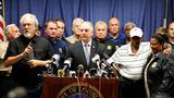 VERBATIM: Governor calls police shooting  a 'diabolical attack'