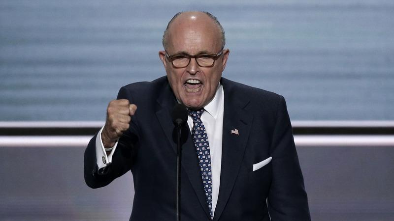 VERBATIM: Giuliani says Trump is 'the change' we need