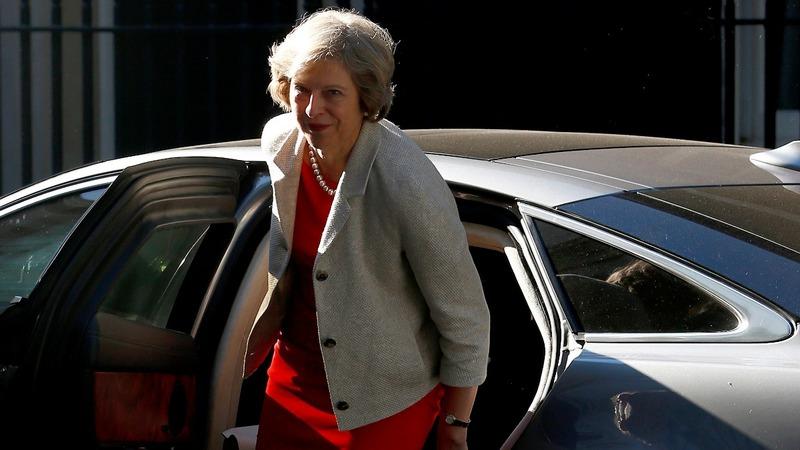 VERBATIM: UK PM May chairs cabinet