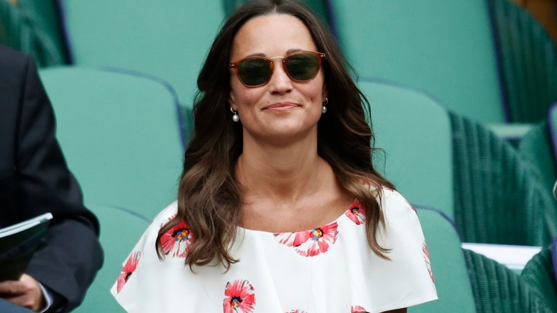 Pippa Middleton engaged to hedge fund boss