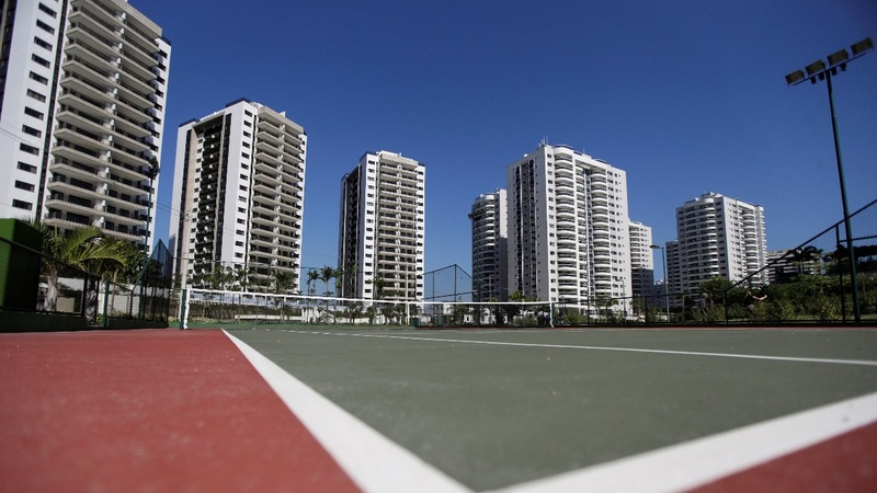 Rio's Olympic village may have a limited legacy