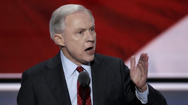VERBATIM: Sen. Sessions nominates Trump for President.
