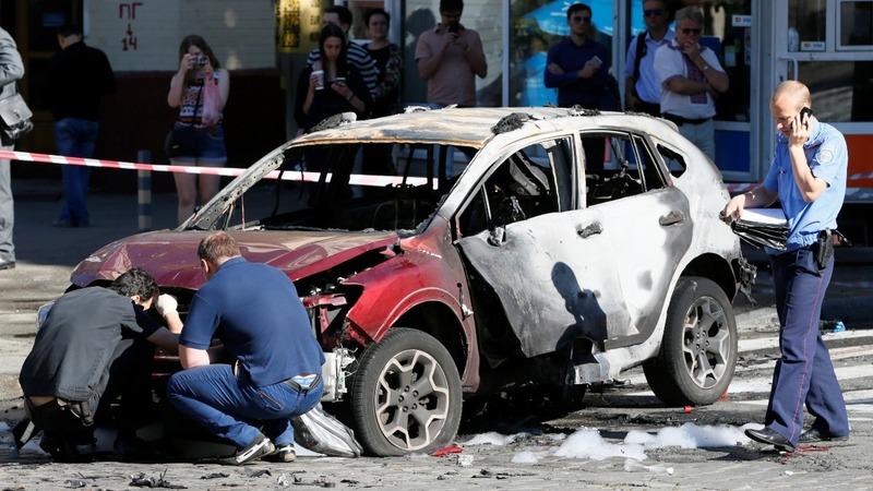 Car bomb kills renowned journalist in Kiev