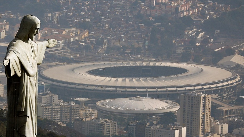 Rio locals hurting with Olympics around the corner