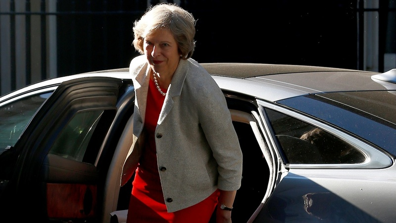 How did UK PM May handle PMQs grilling?