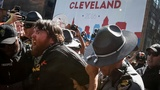 Clashes erupt near RNC in Cleveland