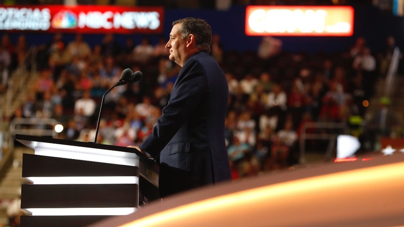Cruz provokes outrage, reignites division at RNC