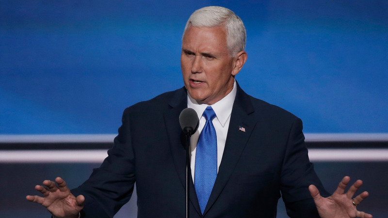VERBATIM: Mike Pence accepts Republican VP nomination