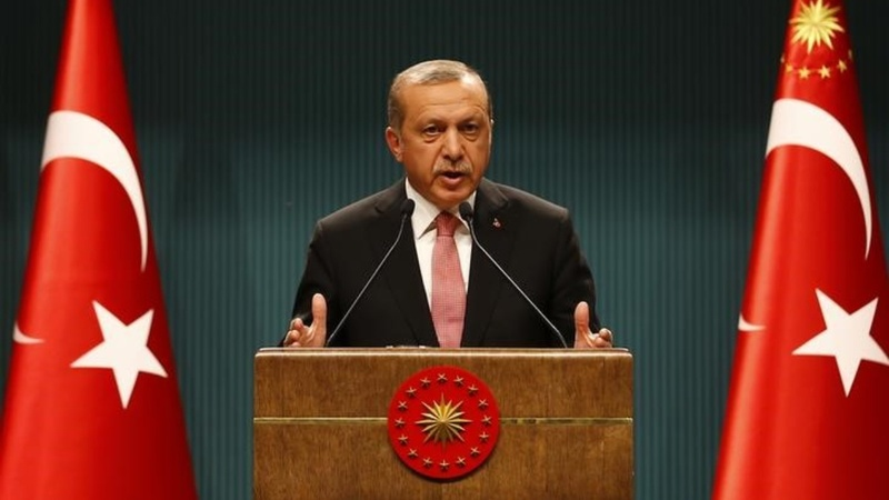 Turkey declares state of emergency