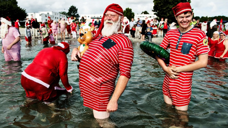 INSIGHT: Denmark hosts Santa Claus Congress
