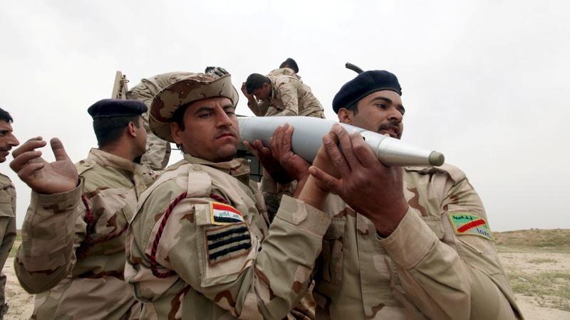Mosul no longer a long shot for Iraqi army