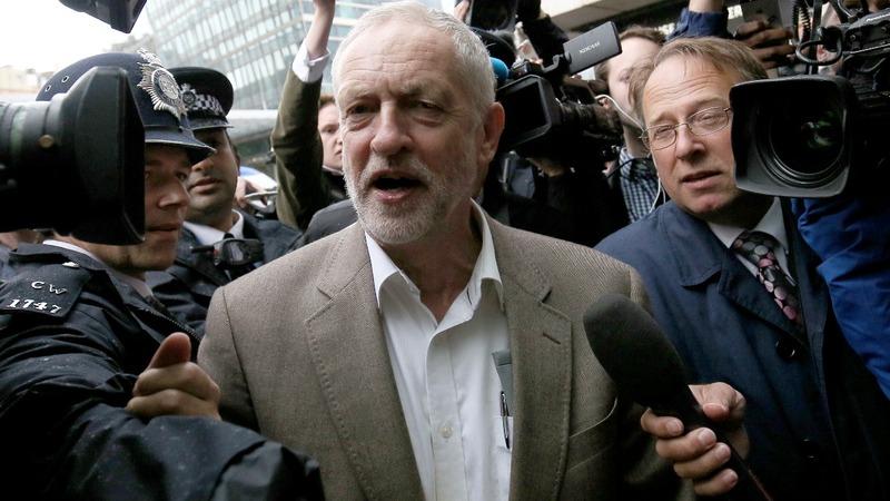 VERBATIM: Corbyn bids to keep Labour leadership