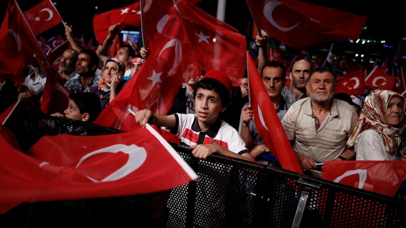 Turkey says no return to past repression