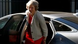 Hollande, May hit the road for Brexit talks