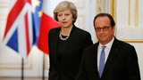 Hollande tells May to start Brexit soon