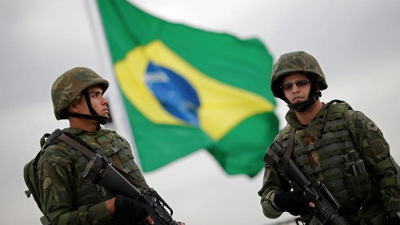 Brazil arrests 10 for 'amateur' Olympic terror plot