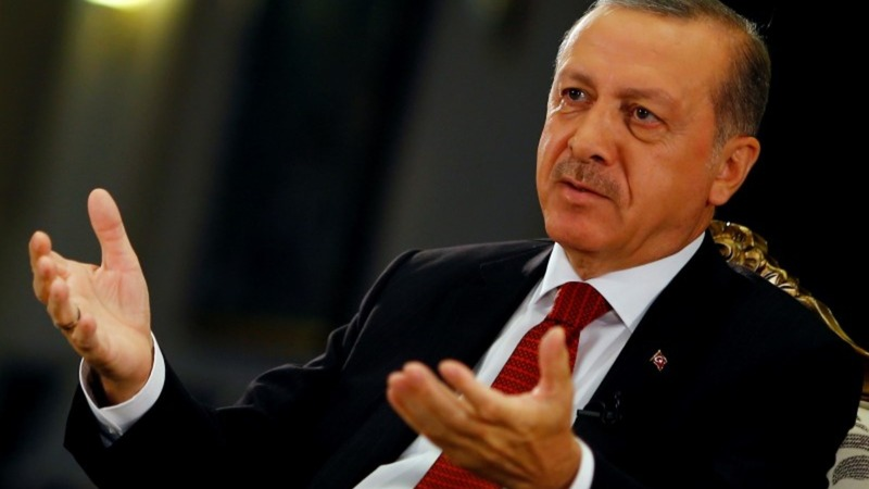 Erdogan vows to remake Turkish military