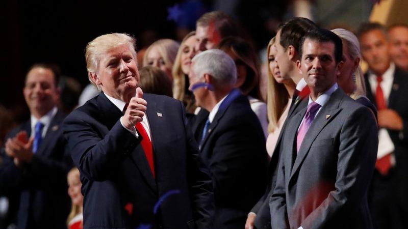 Trump skews dark in 2016 acceptance speech