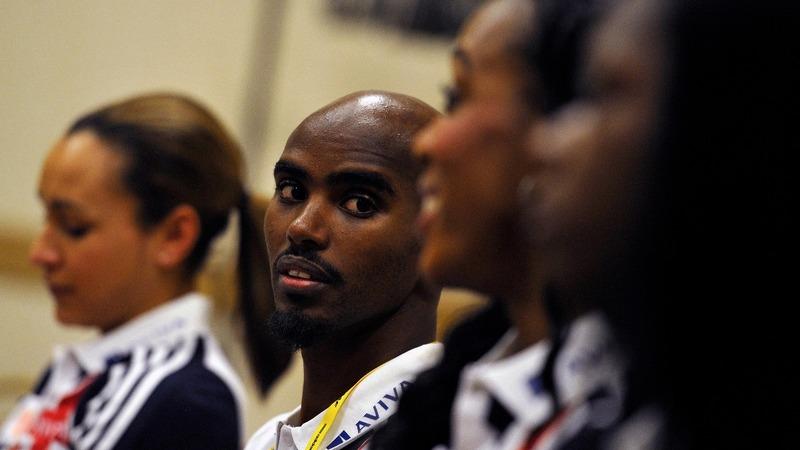 VERBATIM: Mo Farah looks to Rio Olympics