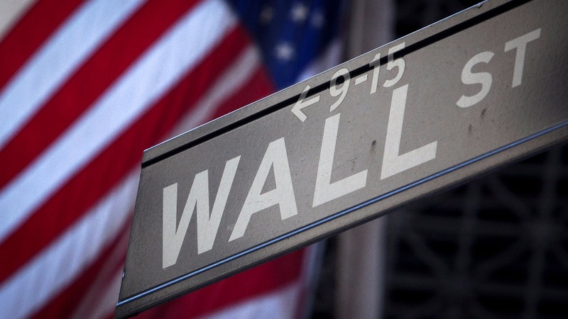 Trump's ironic non-effect on Wall Street