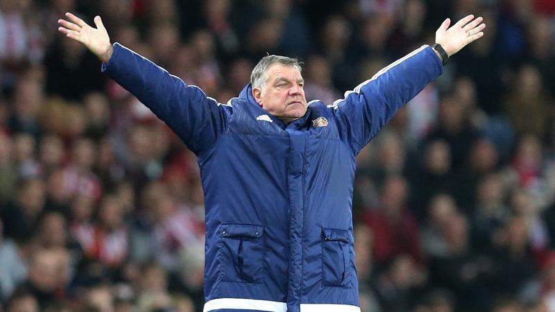 Allardyce confirmed new England manager