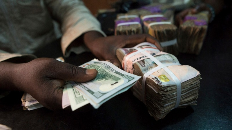 Nigerian Naira drops to all-time low