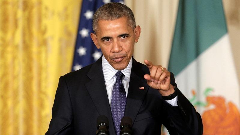 VERBATIM: Obama counters Trump's vision of 'chaos'