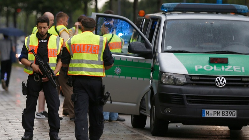 Deaths reported in Munich shooting