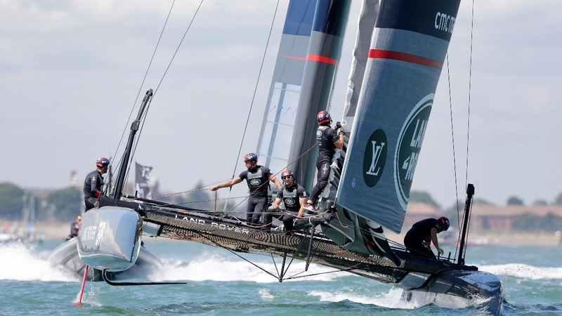 America's Cup sailing returns to Portsmouth
