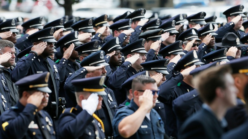 After attack, Dallas PD sees surge in recruits
