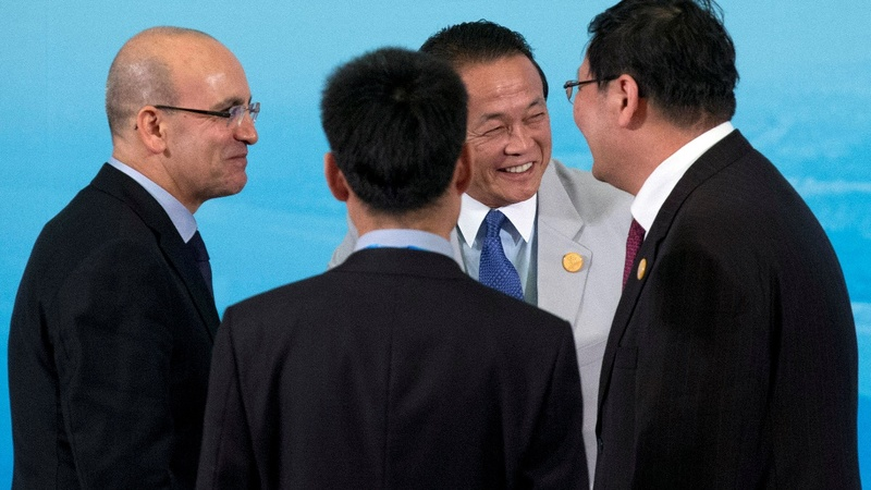 G20 vows to use 'all tools' to prop up growth