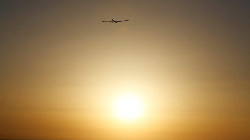 INSIGHT: Solar plane on final leg of world flight