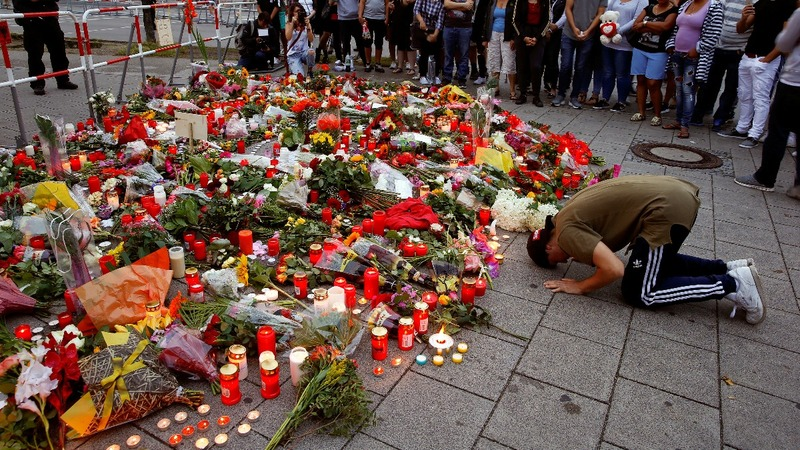 Munich gunman 'spent year planning attack'