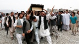 Funerals held for Kabul attack victims