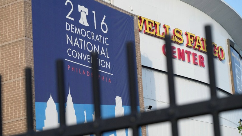 DNC chair quits on convention eve amid email furor