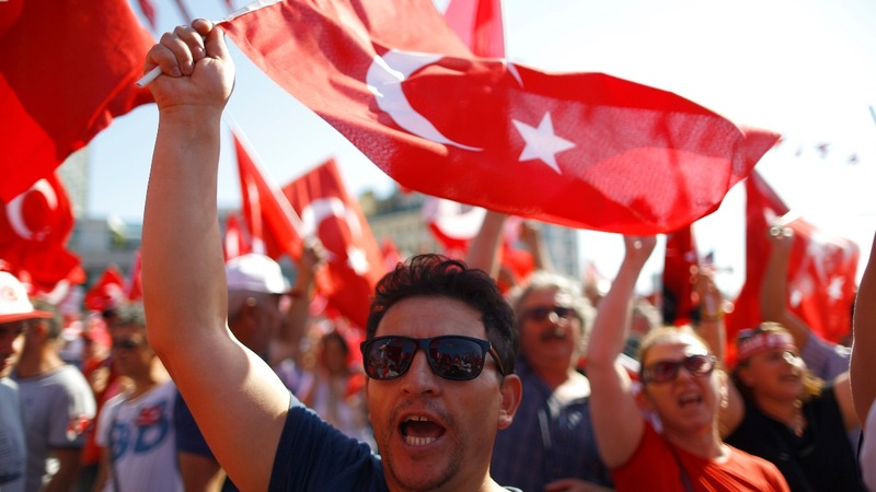 INSIGHT: Turkey foes rally together after coup