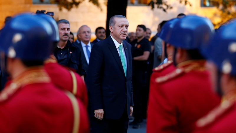 Turkey's Erdogan prevailing over former ally