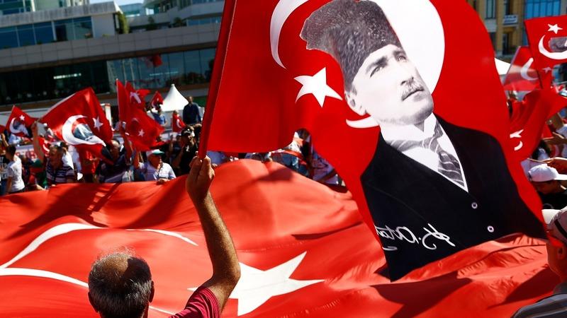 Turkey arrests 42 journalists worrying Europe