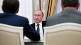Putin thrives as Russia skips doping ban