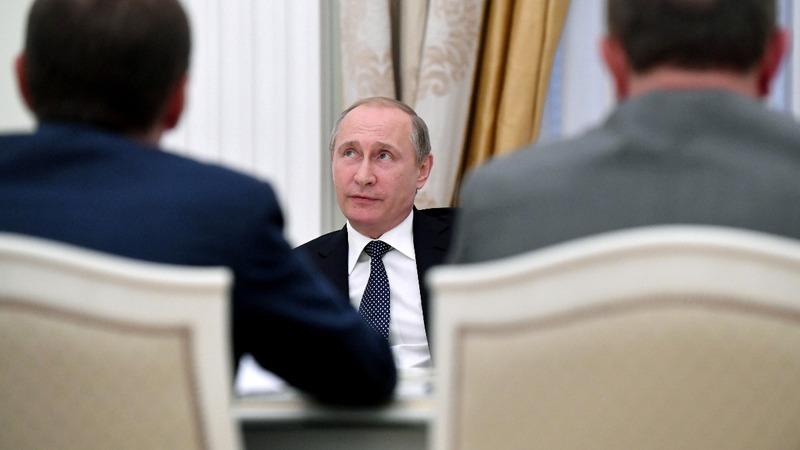 Putin thrives as Russia skips doping ban