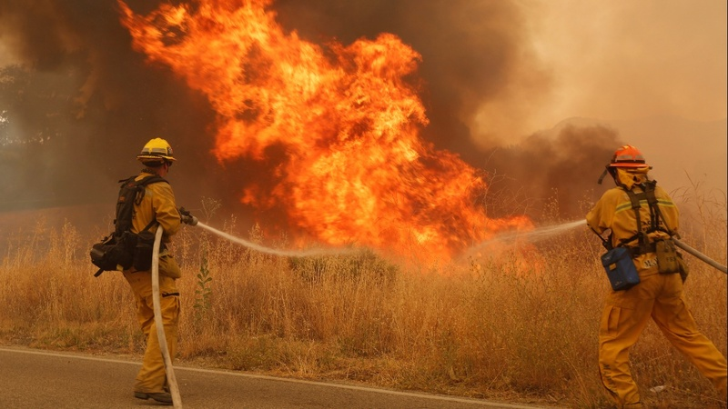 No end in site for Los Angeles wildfire