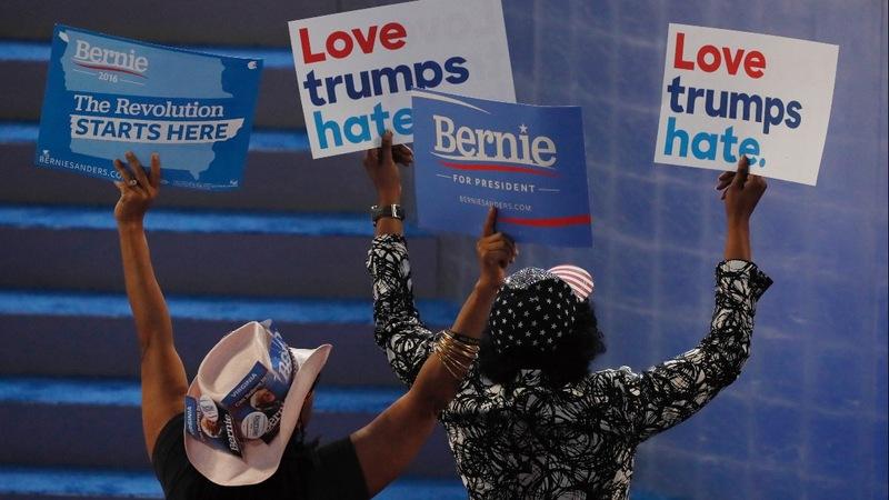 VERBATIM: Sanders, Clinton reps call for unity